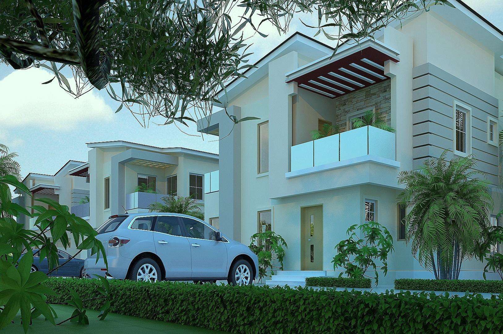4 Bedroom Semi-Detached Duplex in Victoria Garden City